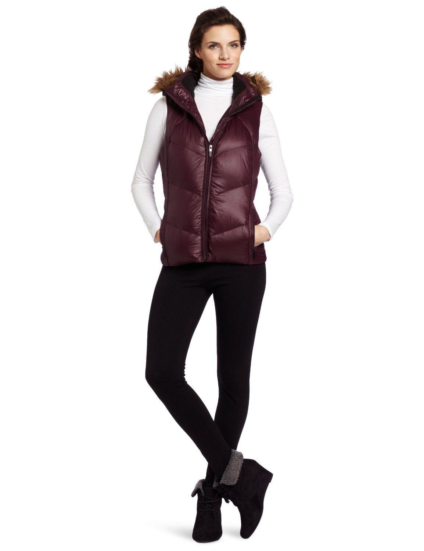Industries Needs — Calvin Klein Performance Women's Puffy Down Vest...