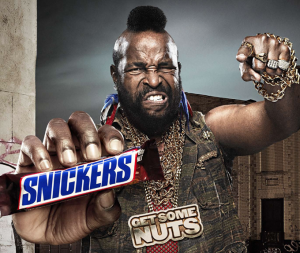 Mr T S Enduring Brand Snickers Snickers Recipe Mr