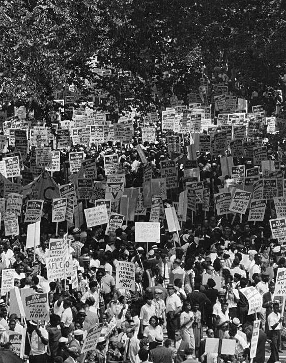 'I Have a Dream' 50 Years Later: Remembering MLK's March on Washington, August 28, 1963