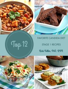 salad candida diet recipes stage 1