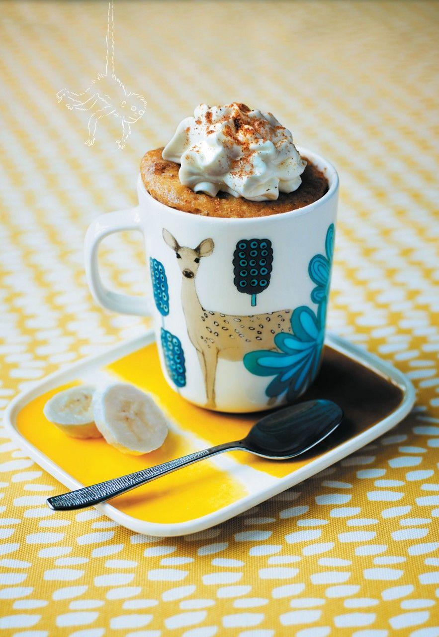 Кексы в микроволновке: 8 рецептов. Шарлотка, чизкейк и другие десерты
