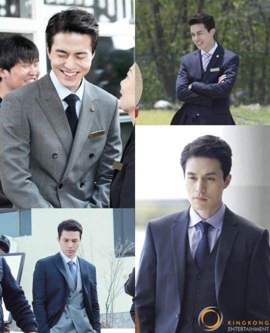 New Hotel King Still Photos Show Lee Dong Wook S Off Camera Look
