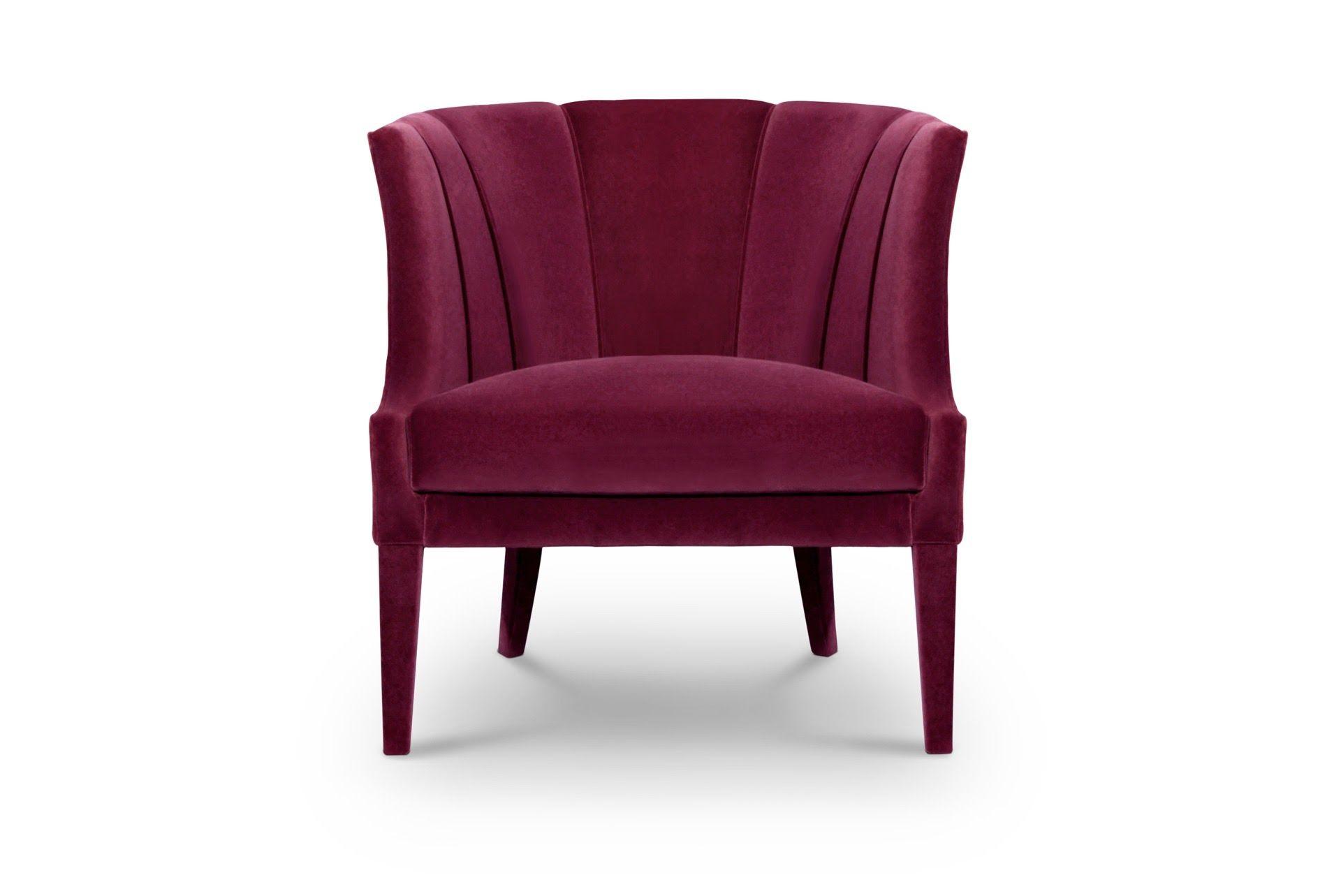 Luxus Wohnzimmer ~ Samt sessel velvet chair luxus wohnzimmer luxury living room