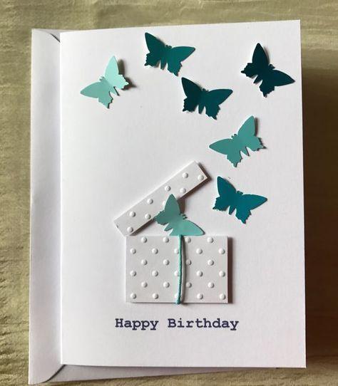 Photo of Beste DIY-Papier Schmetterlinge Grußkarte 68 Ideen – DIY Papier Blog
