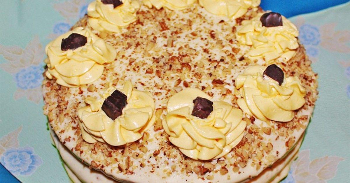 генерал торт классический рецепт с фото волшебства сказки