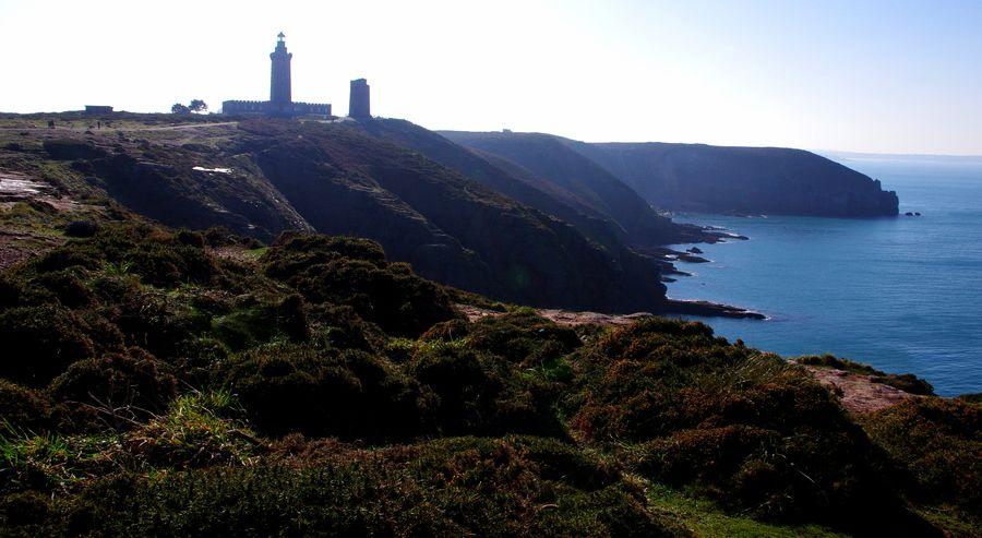 Cap Fréhel Lighthouse by CleaLlyfr, via 500px