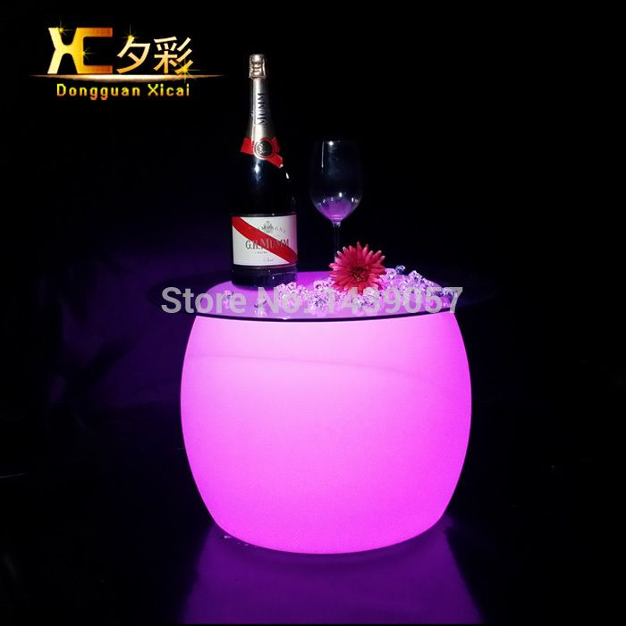 Also,this drinking table is cool,the color is neat,have 4 flashing ...