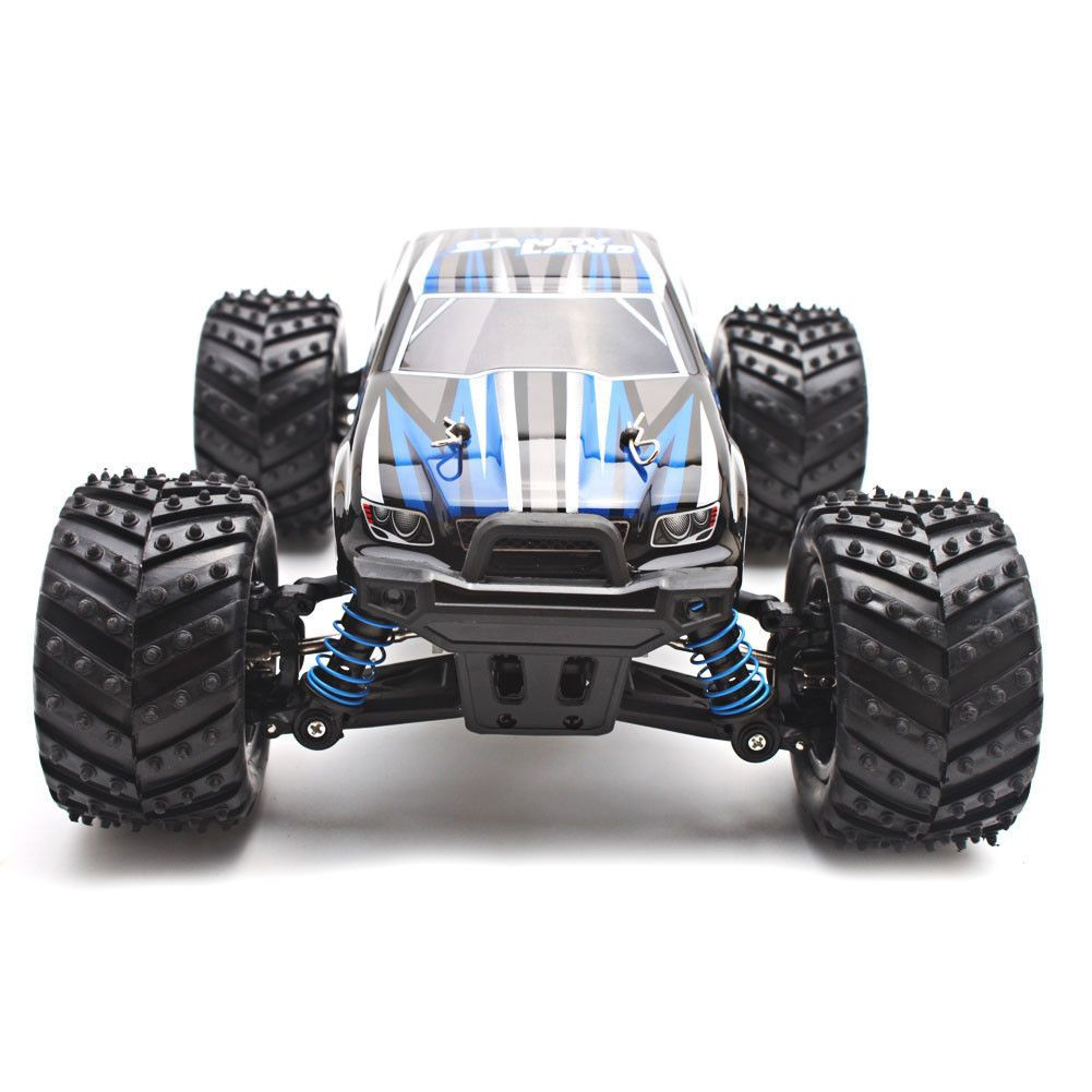 Electric Rc Car Toy Four Wheel Drive High Speed Off
