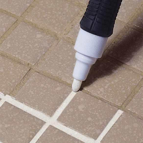 grout dye pen | Flooring in 2019 | Pinterest | Grout paint, Grout ...