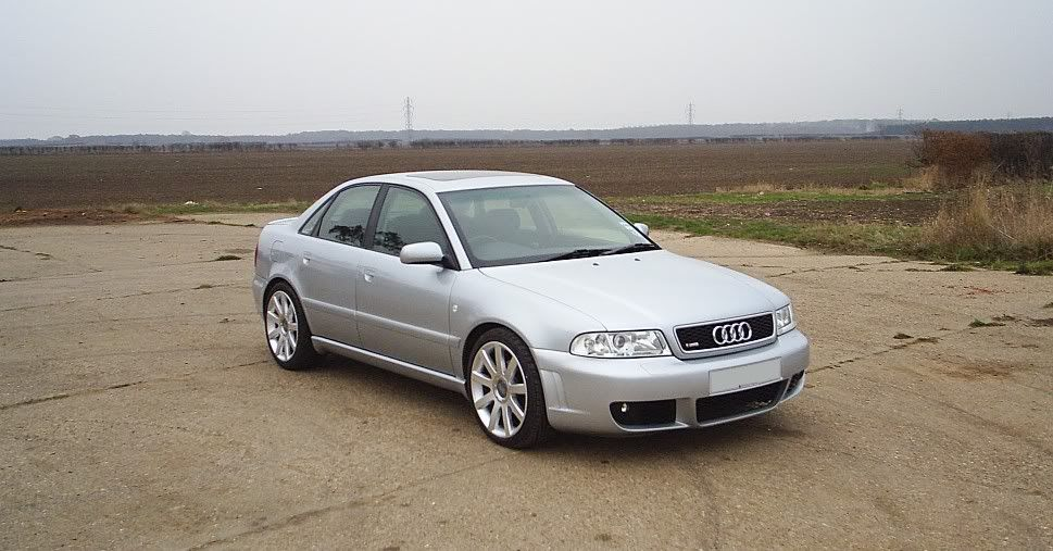 silver audi a4 b5 body kit google search a4. Black Bedroom Furniture Sets. Home Design Ideas