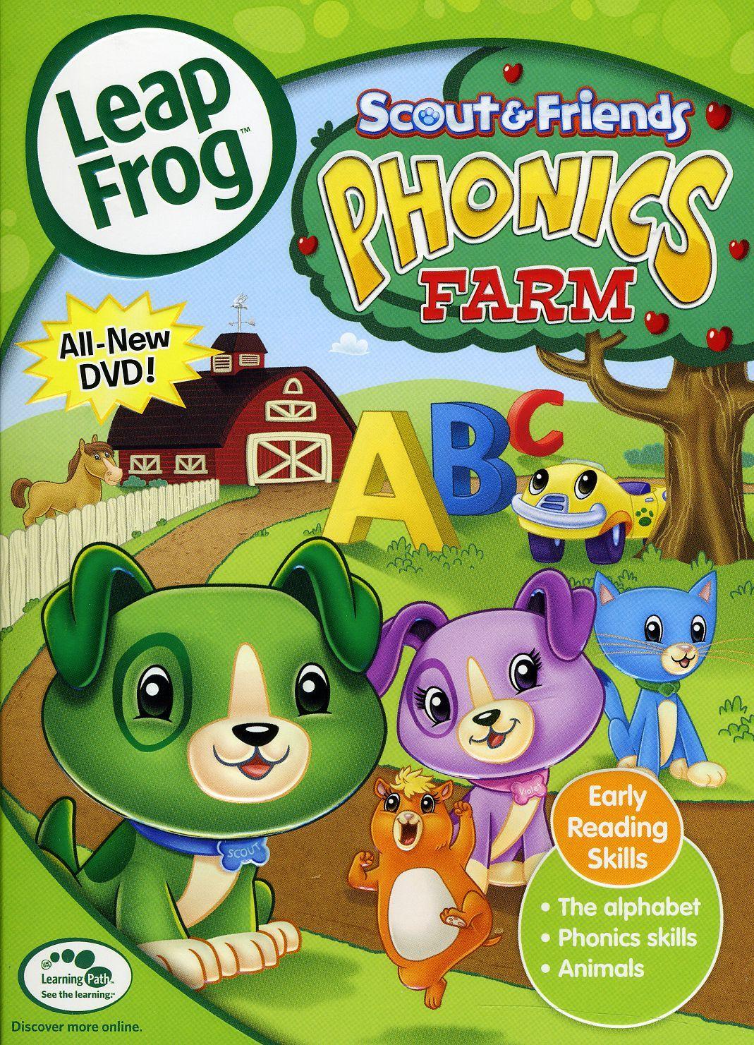 Phonics Dvd For Kids