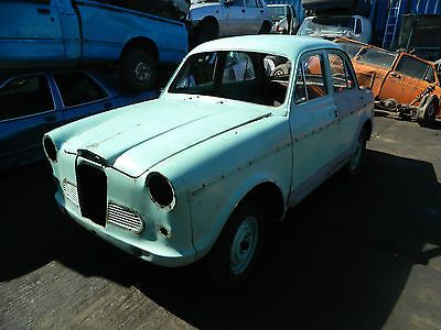 Wolseley 1500  Project   Ideal Stockcar Or Restoration Project    - http://classiccarsunder1000.com/?p=67839