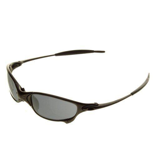 Oakley Men s Juliet Plasma Iridium Sunglasses,Carbon Frame Black Lens,one  size Oakley b30af25feb