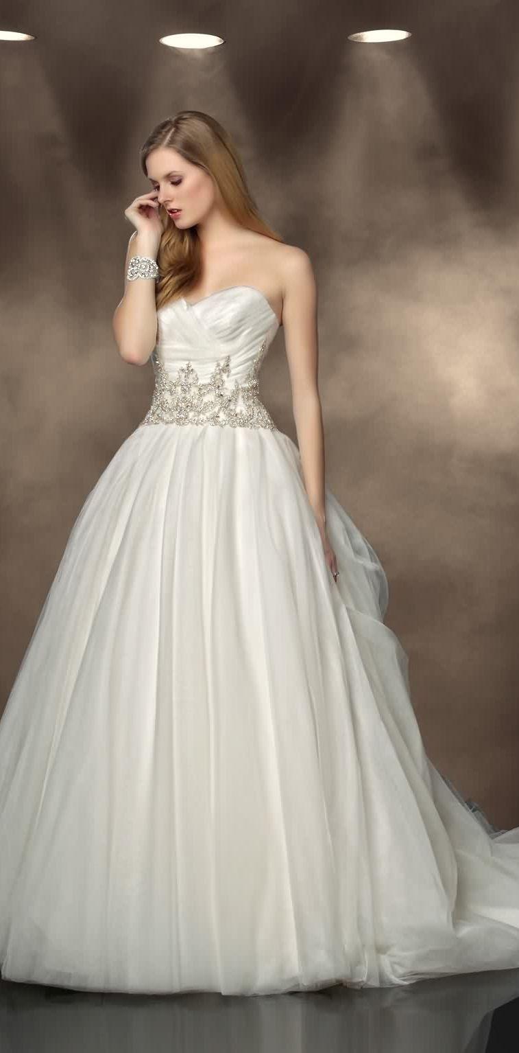 Princess wedding dress from impression wedding dresses