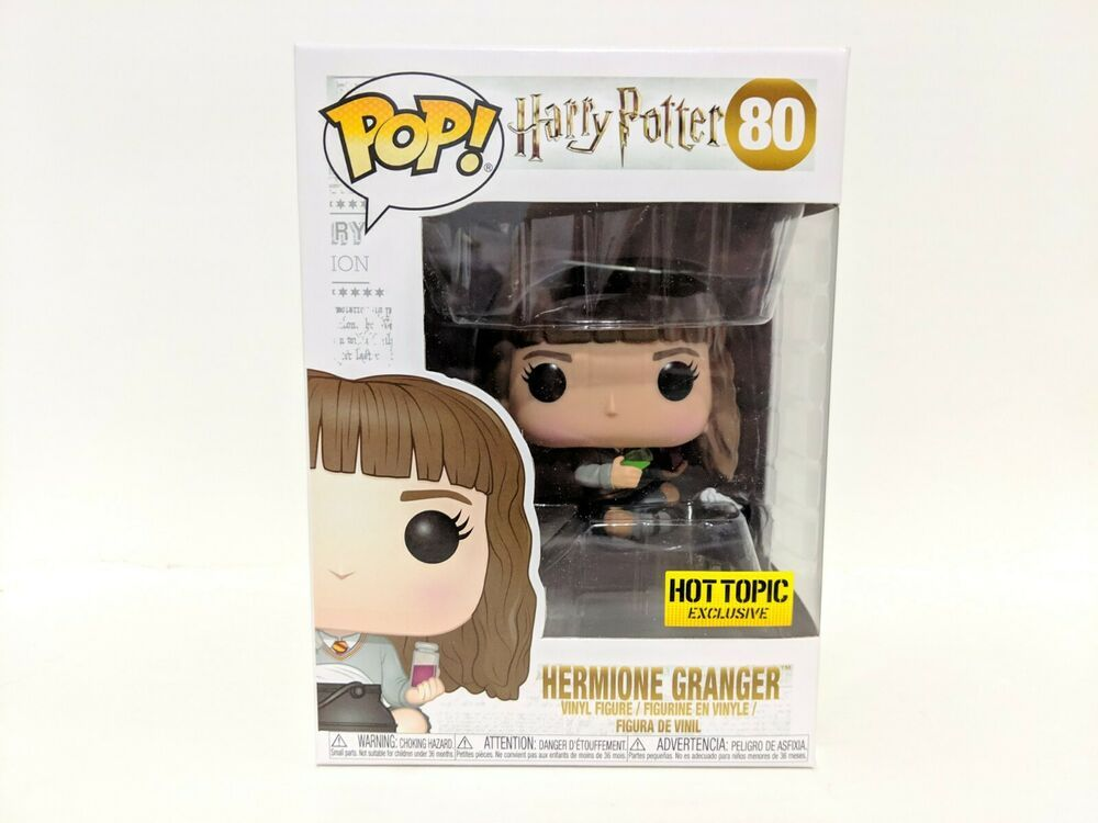 Funko Pop Harry Potter 80 Hermione Granger Potion Hot Topic Exclusive
