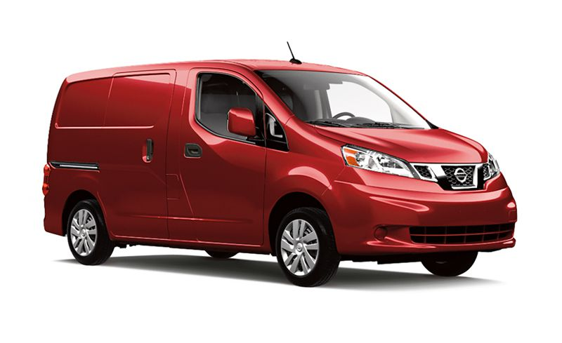 Nissan Nv200 Features And Specs Nissan Mini Van Car And Driver