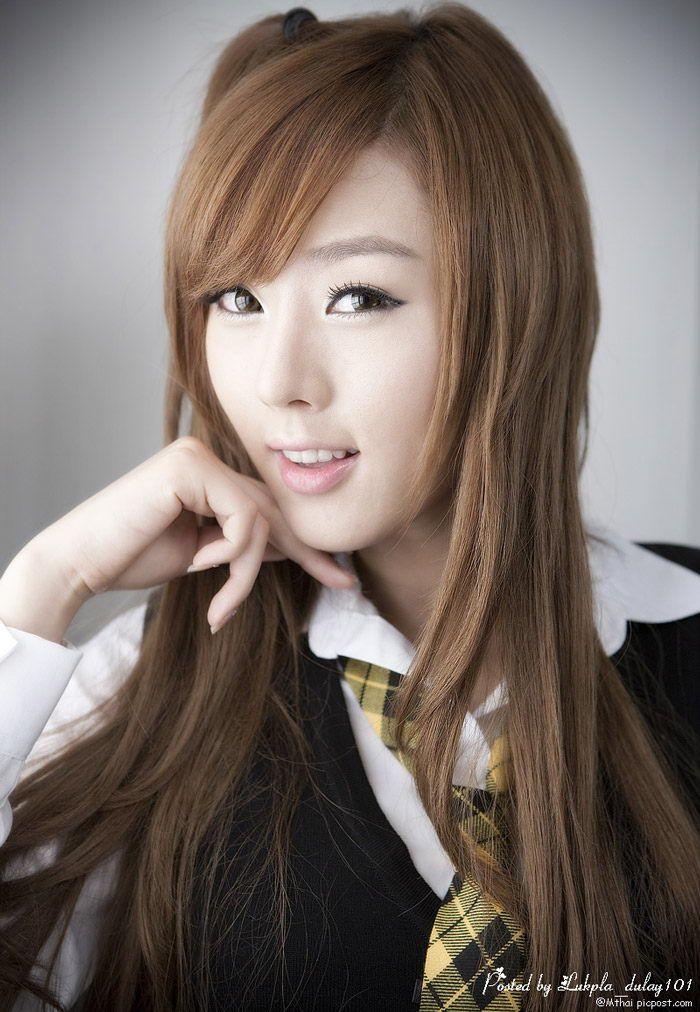 Hwang Mi Hee ll Korean Model