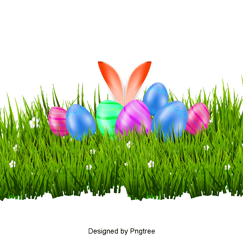 Easter Eggs Vector Material Bunny Ears Meadow Easter Png Transparent Clipart Image And Psd File For Free Download Egg Vector Easter Eggs Easter Bunny Ears