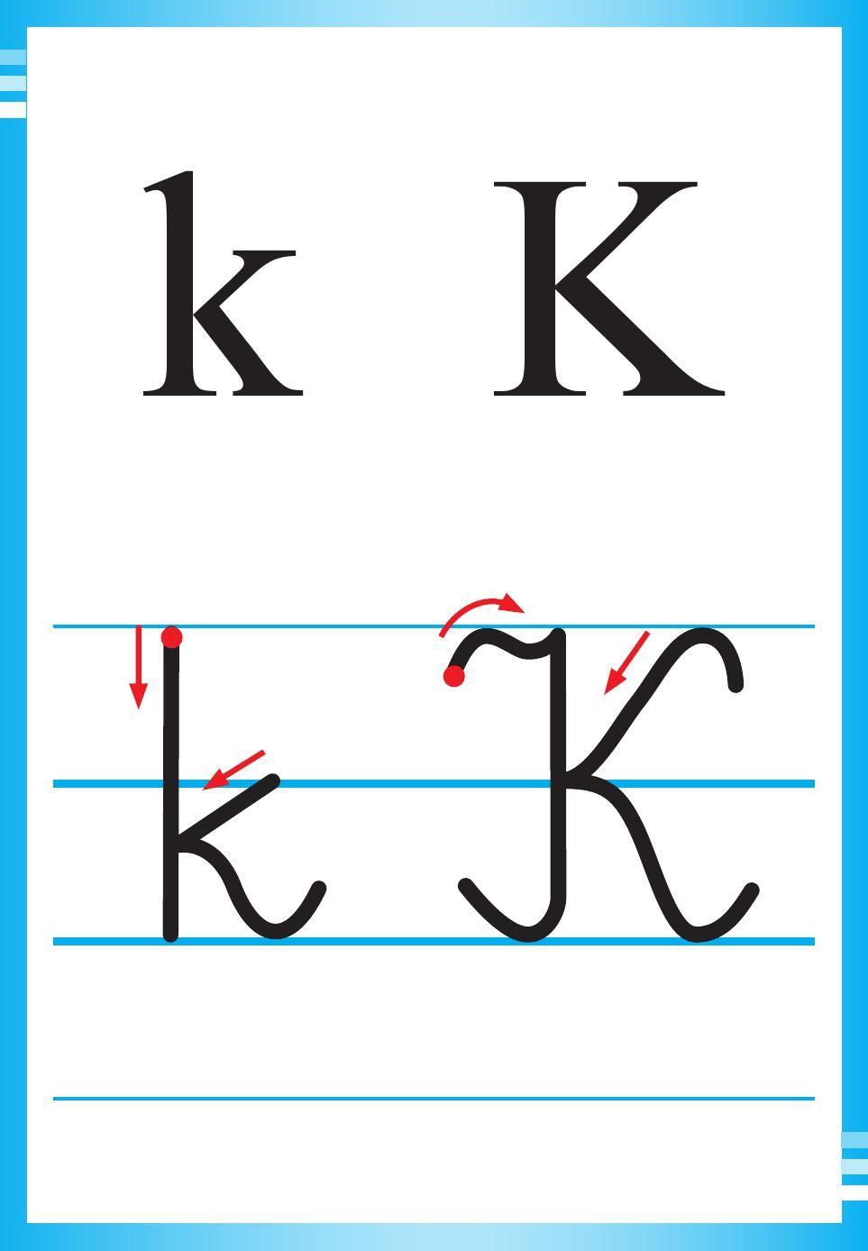 Alfabet Polski Pisany Dla Dzieci Do Druku 20 Alfabet Polski