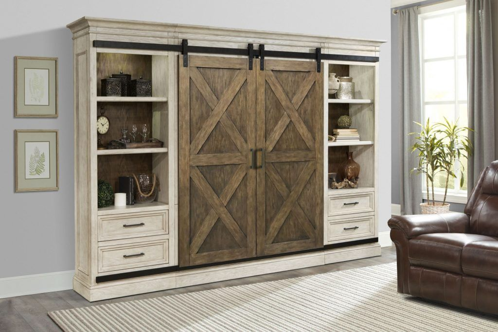 Bookcase Bookcase Barn Door Shelves Fantastic Outstanding Wall Units With Doors Ikea White Rustic Barn Door Entertainment Center Entertainment Wall Wall Unit