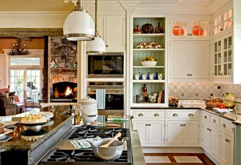 Arredare Una Cucina All Americana Cucine Country