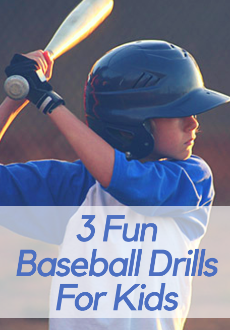 Photo of 3 Fun Baseball Drills For Kids
