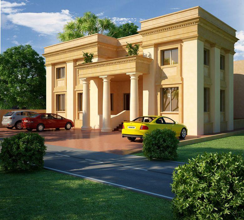 House Elevation Orieo
