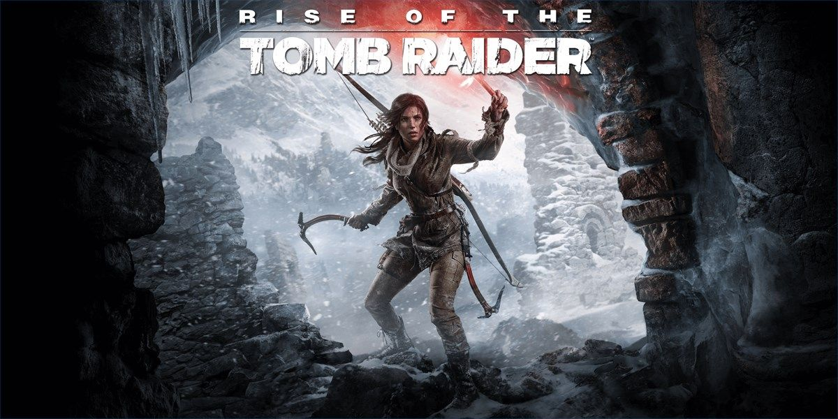 Pin By Rehal Mahmud On Gamezone Tomb Raider Video Game Rise Of