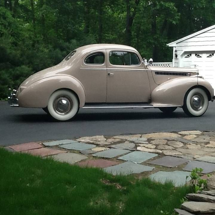 1940 Packard 120 Coupe Maintenance of old vehicles: the material for ...
