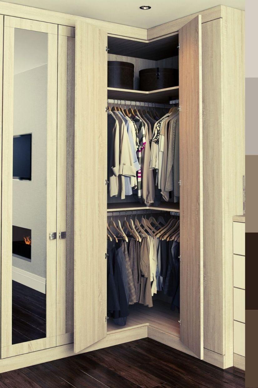 50 Top Trend Corner Cabinet Ideas Designs For 2021 Closet Small Bedroom Small Bedroom Wardrobe Bedroom Closet Doors Cupboard for small bedrooms