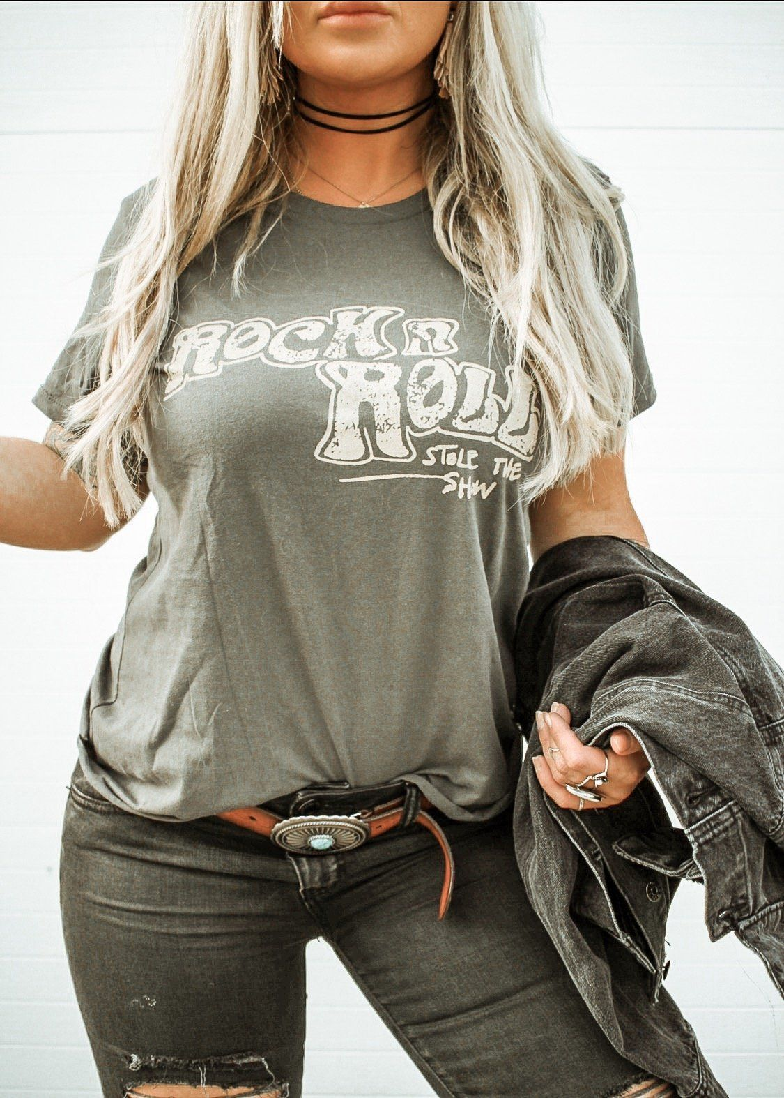 Online shopping for Women Clothing with free worldwide shipping #rockandrolloutfits