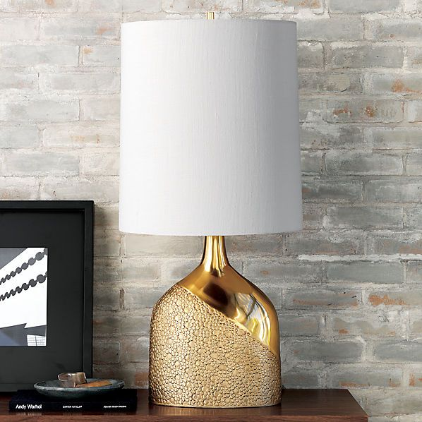 The Lola Table Lamp Lights Up The Room In A Big Way Scaled Almost Three Feet High The Oversized Bottle Silhouette Takes Sha Table Lamp Lamp Modern Table Lamp