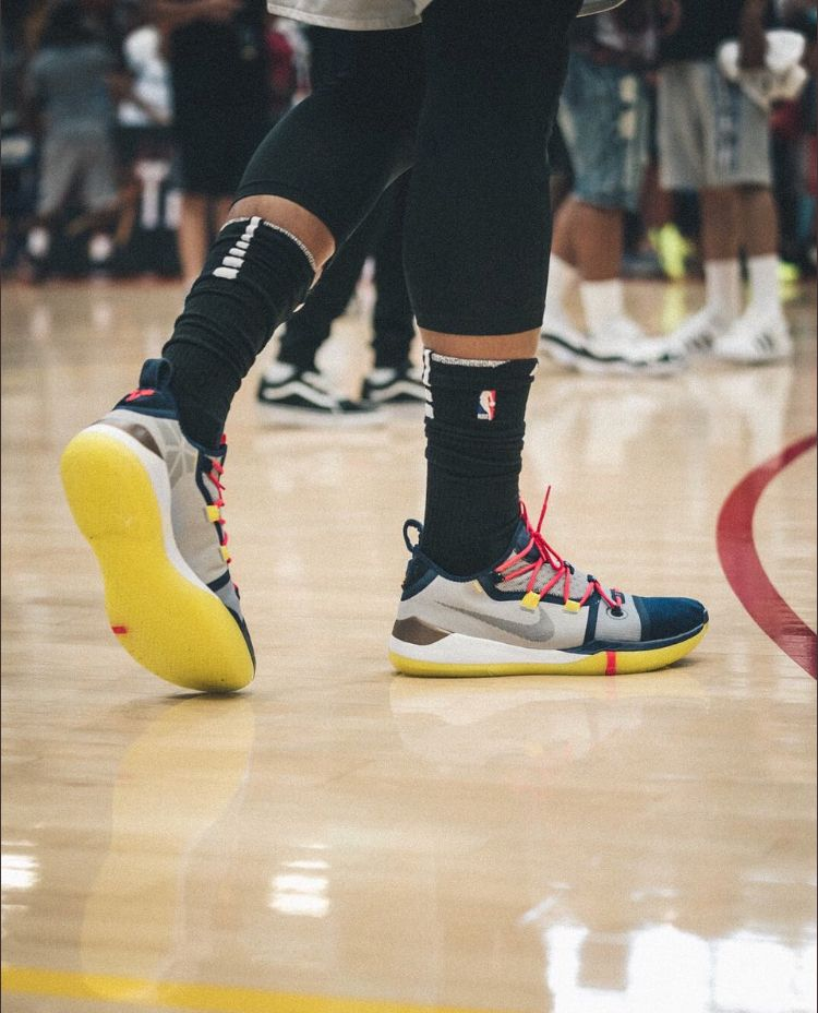 14d2c35ad28 Discover ideas about Sneaker Bar. debuted a new Nike Kobe AD ...