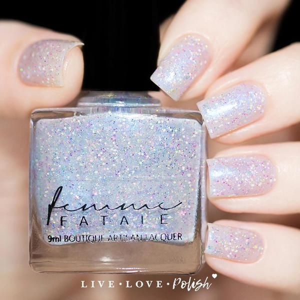 Femme Fatale Starbrains Nail Polish (Opalescent Collection) Femme ...