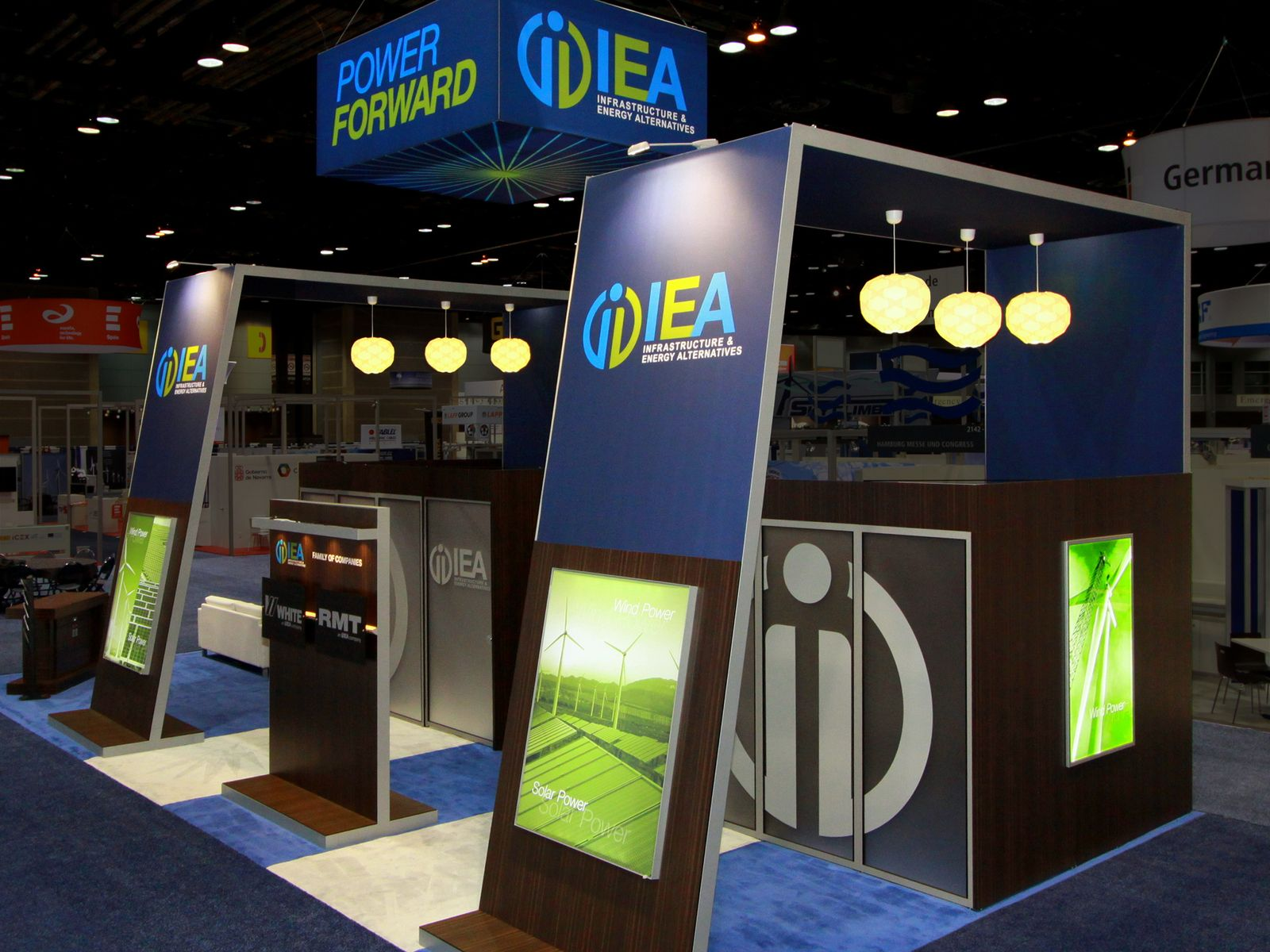 exhibit design ideas inspiration trade show displays