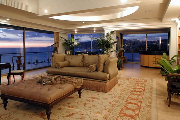 Santa monica high rise penthouse around the house for Penthouse apartment los angeles