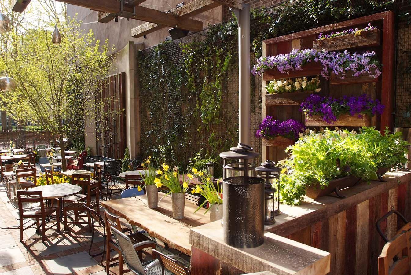 Talula\'s Garden Restaurant | Talula\'s Garden Restaurant | Pinterest ...