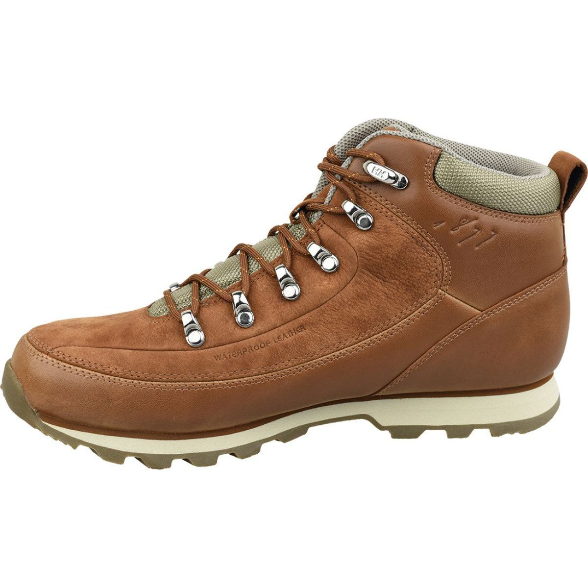 Buty Helly Hansen The Forester W 10516 580 Brazowe Shoes Helly Hansen Boots