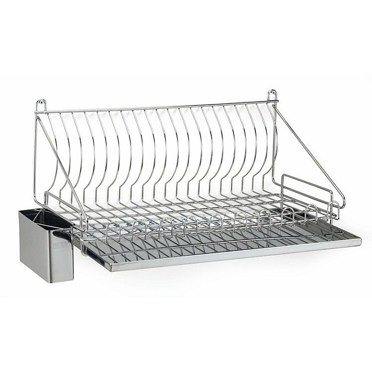 Stainless Steel Draining Rack For Wall Mounting Manufactum Stainless Steel Draining Board Stainless