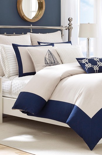 Nautica Navy And Ivory Bed Collection Http Rstyle Me N
