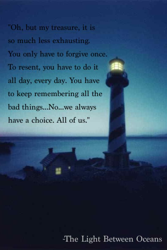 The Light Between Oceans. Phenomenal Book.