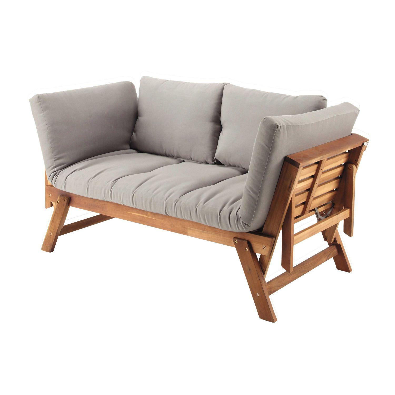 Tremendous 3 Seater Acacia Wood Modular Garden Bench Seat In 2019 Creativecarmelina Interior Chair Design Creativecarmelinacom