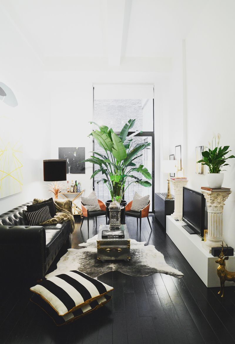 Homepolish Highlights: Tropicaltimez in Noa Santos\' Living Room ...