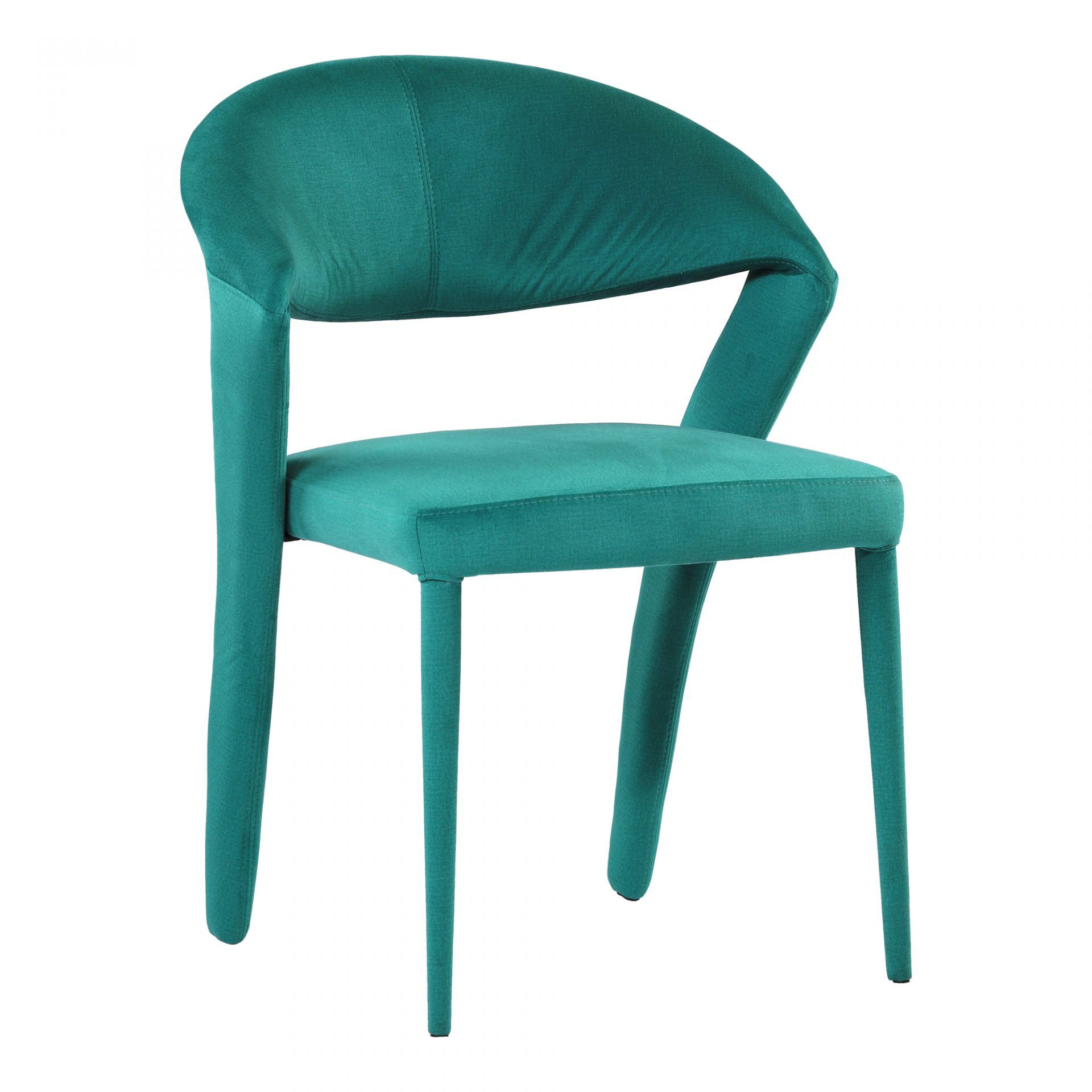 Lennox Dining Chair Green M2 Dining Chairs Moe S Wholesale Dining Chairs Moe S Home Collection Green Accent Chair