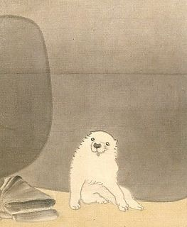 円山応挙と長沢芦雪の描いた犬が可愛い 4mimimizu Blog 日本画 応挙 韓国アート