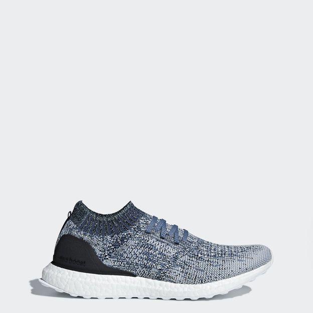 55ded7033b110 adidas - Ultraboost Uncaged Parley Shoes Raw Grey   Chalk Pearl   Blue  Spirit AC7590