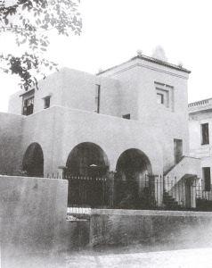 Casa González Luna, Guadalajara, 1929