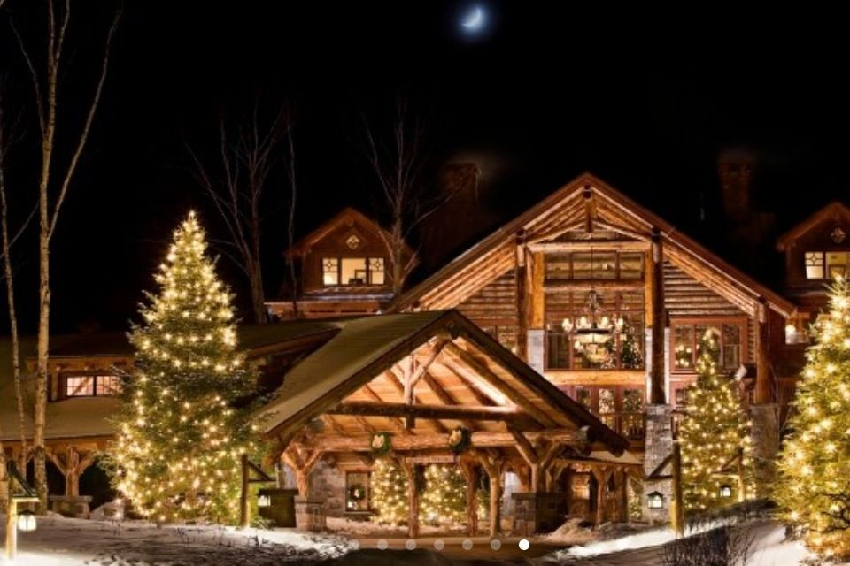 Whiteface Lodge - Lake Placid... The perfect christmas ...