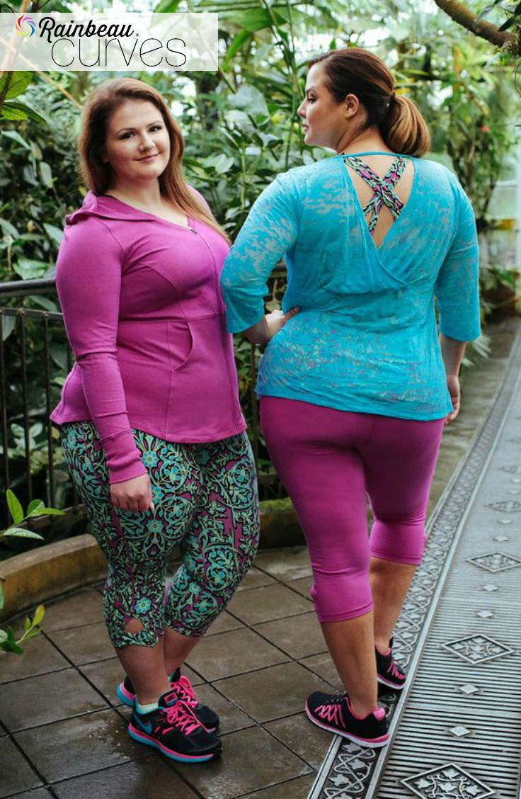 32 Sources for Plus Size Activewear - Fortsatta   Things for Moi ...