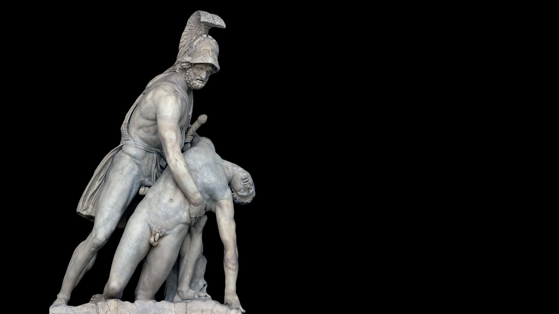 Ajax Carries The Body Of Achilles 19201080 Hd Wallpaper